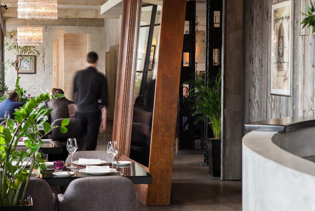 Ресторан Ваниль - фотография 9