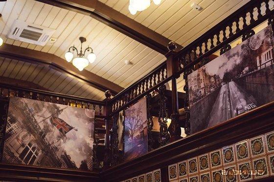Ресторан Britannia - фотография 10
