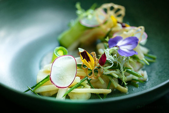 Ресторан Elements by Edward Kwon - фотография 13