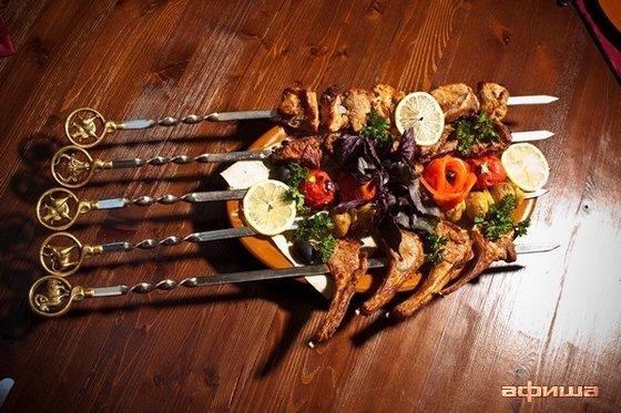 Ресторан Кавказский дворик - фотография 11