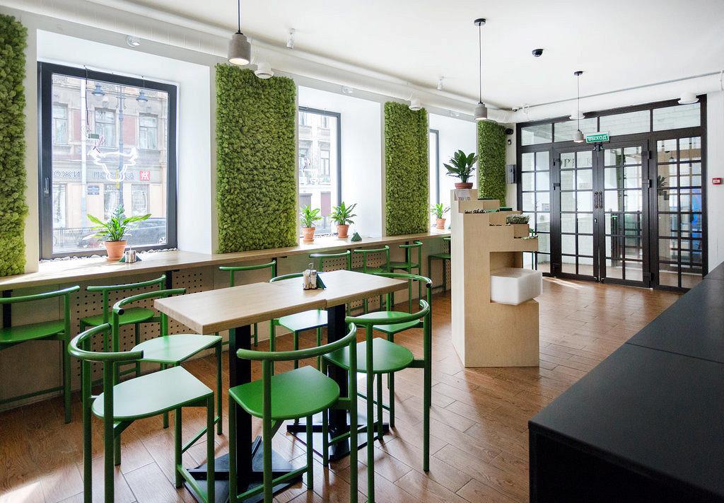 Ресторан Joly Woo - фотография 12