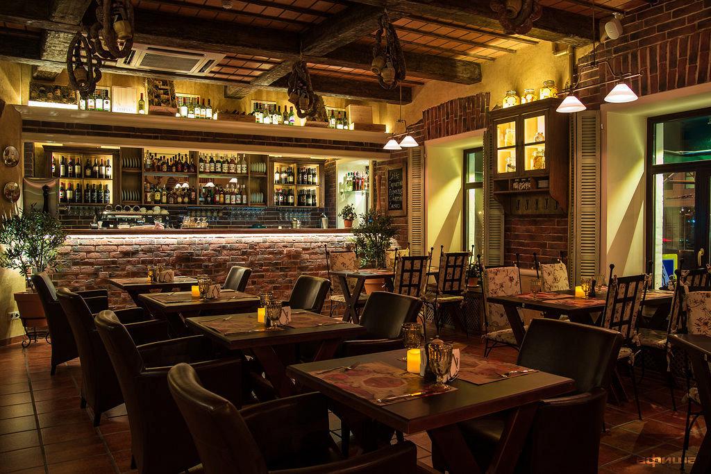 Ресторан Bella pasta - фотография 4