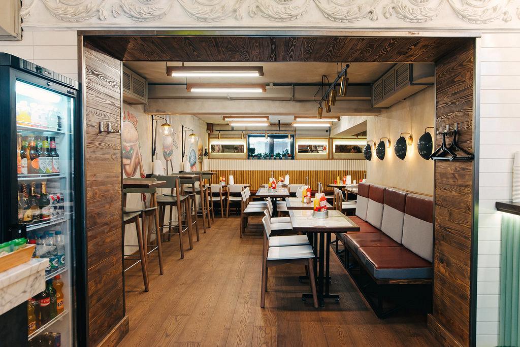 Ресторан Mesto Burger - фотография 7