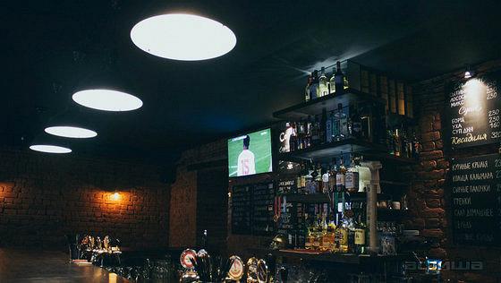 Ресторан The Wall Bar - фотография 1
