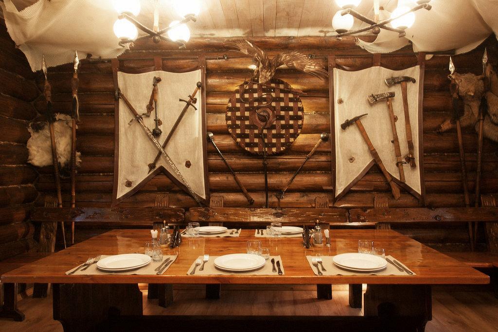 Ресторан Рыбацкая деревня - фотография 7