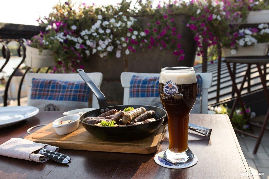 Ресторан Schneider weisse Brauhaus - фотография 7