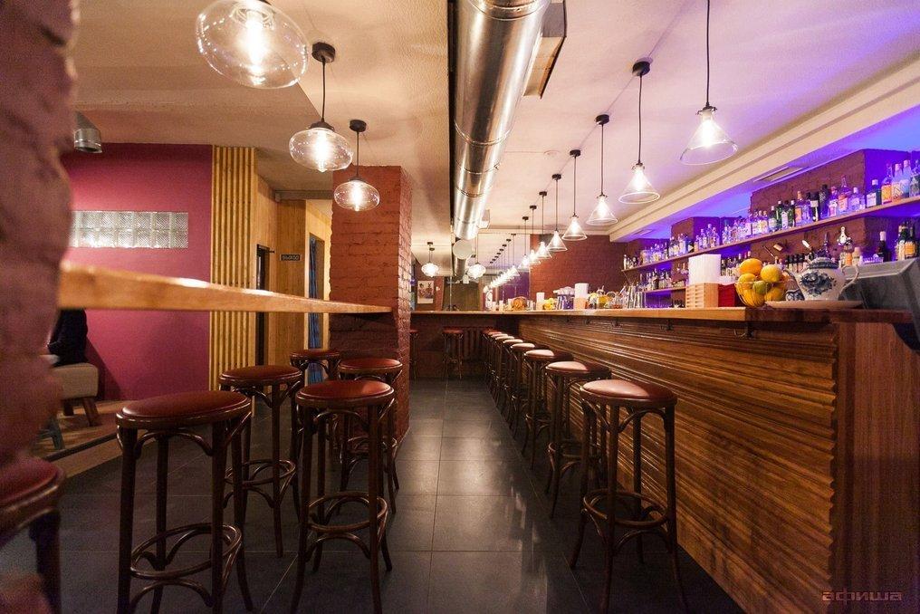 Ресторан Gin Tonic Bar - фотография 22