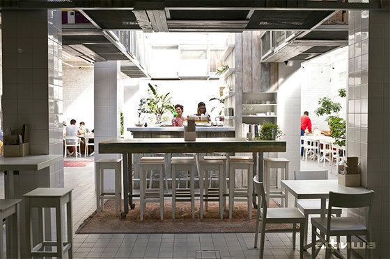 Ресторан КМ20 - фотография 14