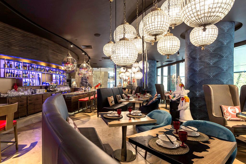 Ресторан Китайская грамота - фотография 12