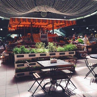 Ресторан Фуд-корт Даниловского рынка - фотография 2