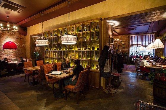 Ресторан Бакладжан - фотография 19
