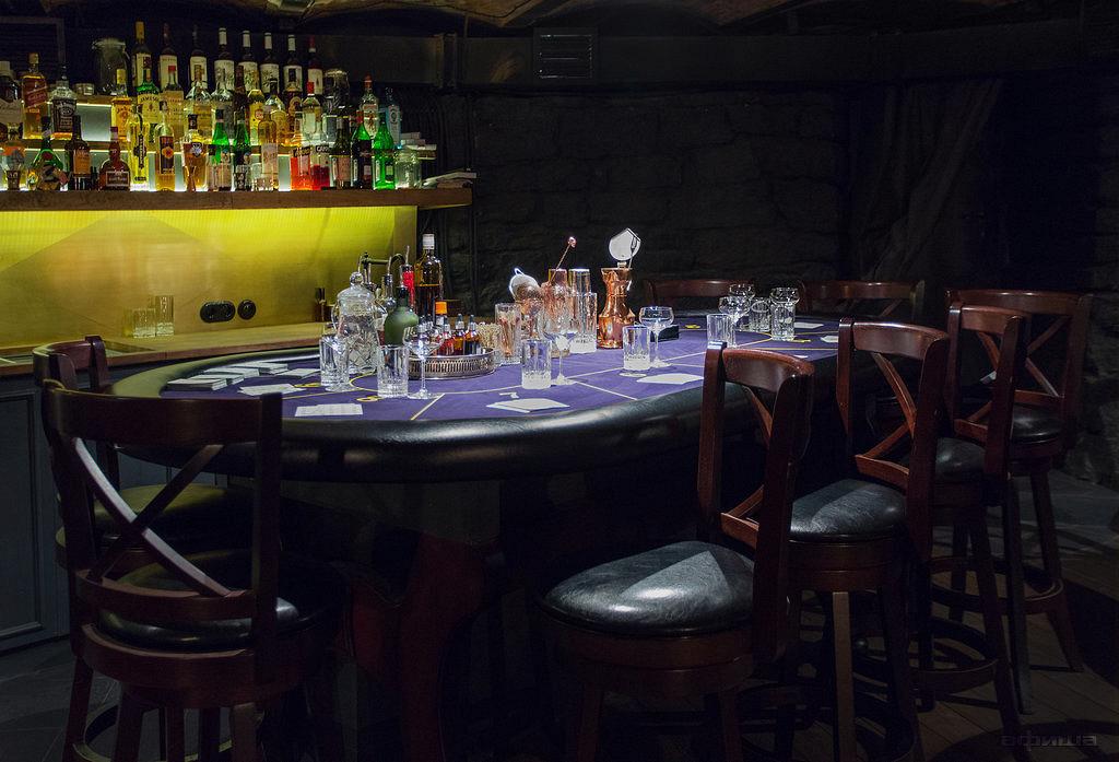 Ресторан Кабинет - фотография 8