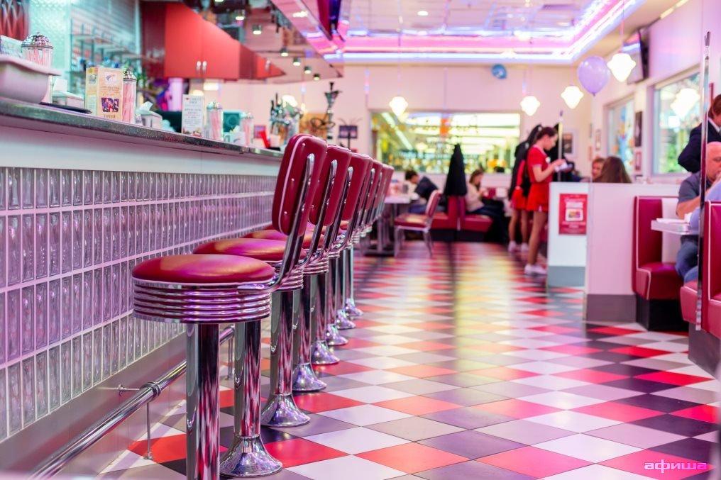 Ресторан Starlite Diner - фотография 1