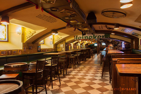 Ресторан O'Hooligans - фотография 12