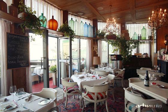 Ресторан Dissident - фотография 4