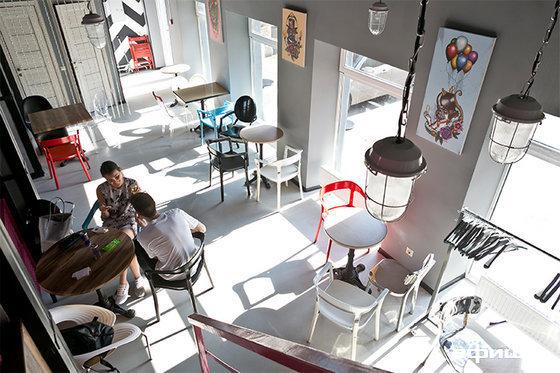 Ресторан Sparkling Dog - фотография 10