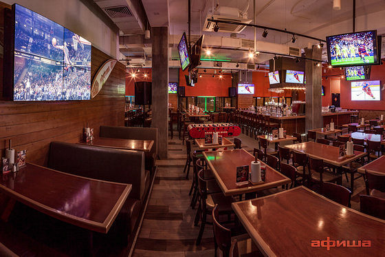 Ресторан Hooters - фотография 2