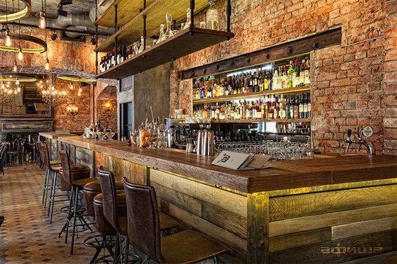 Ресторан 19 Bar & Atmosphere - фотография 19