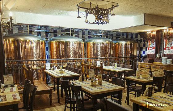 Ресторан Максимилианс - фотография 10