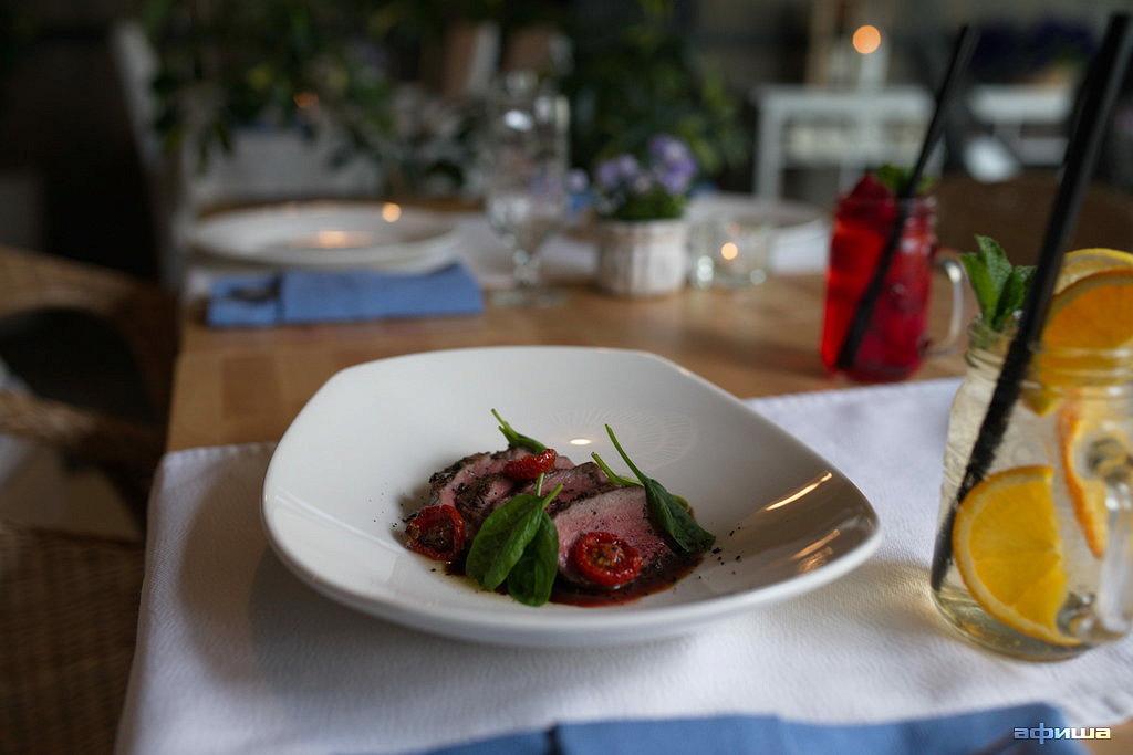 Ресторан T.B.K. Lounge - фотография 31