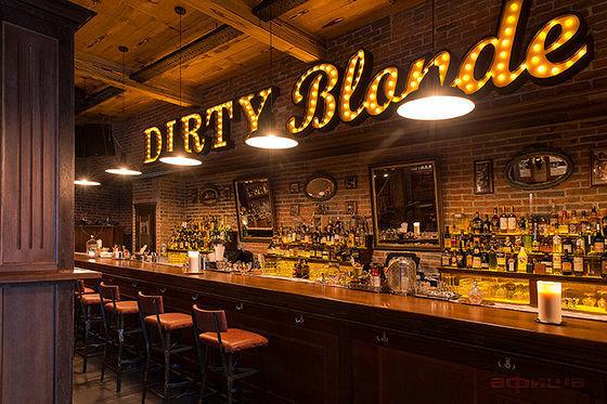 Ресторан Dirty Blonde - фотография 7