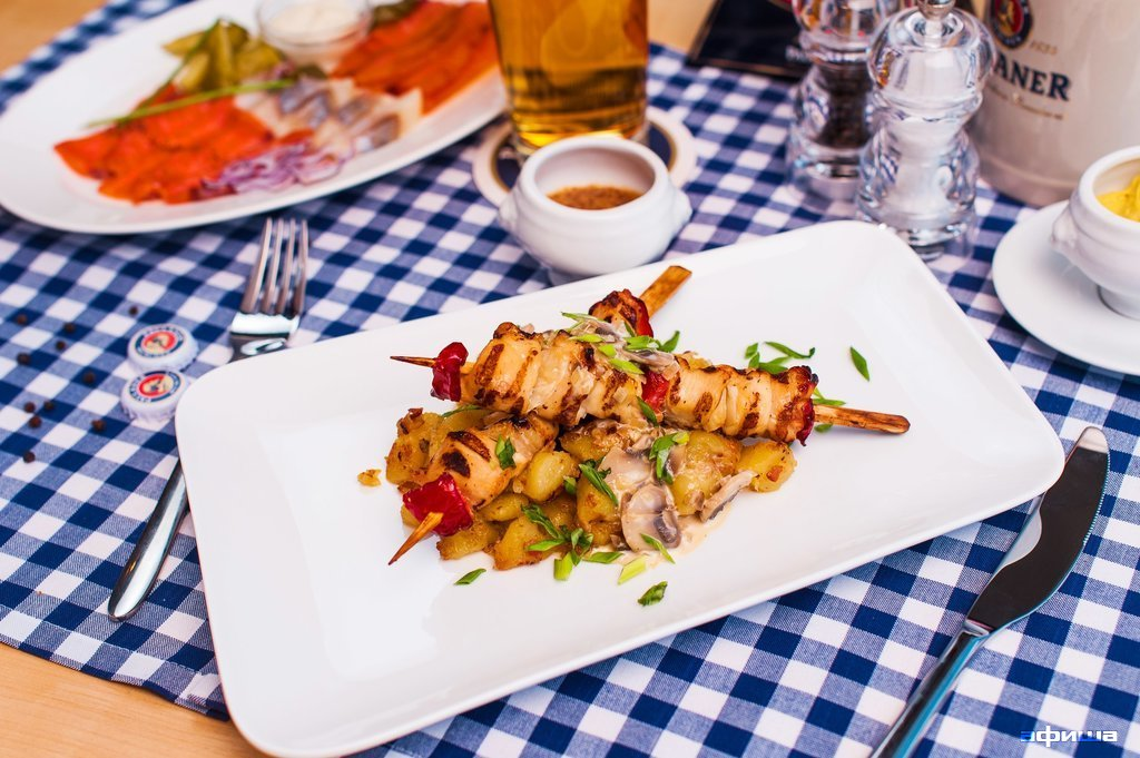 Ресторан Paulaner - фотография 11