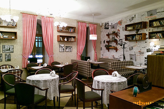 Ресторан Вареничная №1 - фотография 7