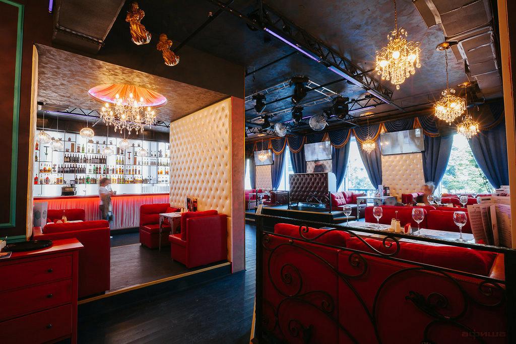 Ресторан Red Club - фотография 4