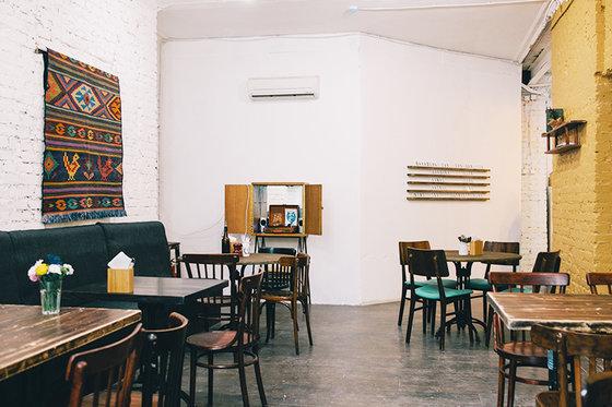 Ресторан Лафлафель - фотография 5