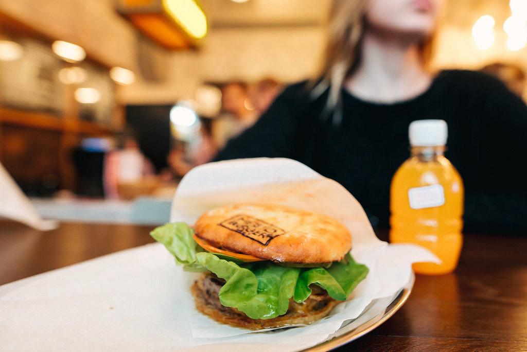 Ресторан Mesto Burger - фотография 1