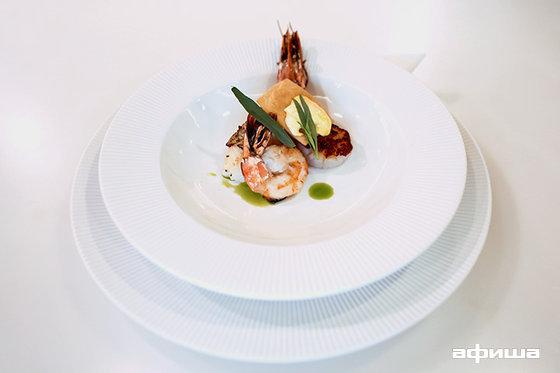 Ресторан Cinq sens - фотография 19