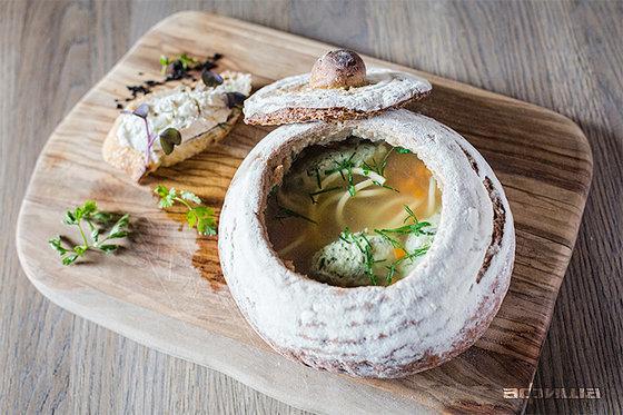 Ресторан Хлебная лавка - фотография 7