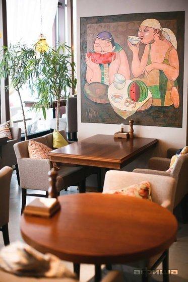 Ресторан Бахчай - фотография 13