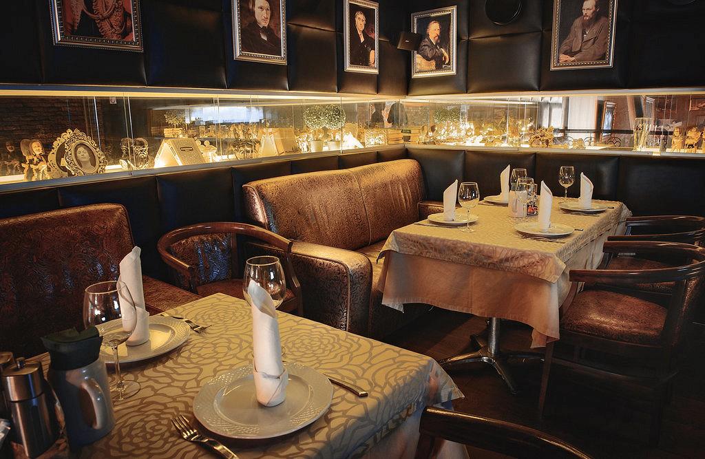 Ресторан Пивная библиотека - фотография 11