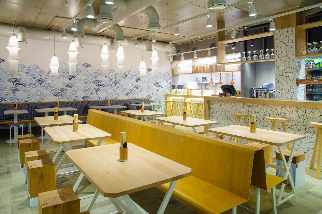 Ресторан Bao + Bar - фотография 26