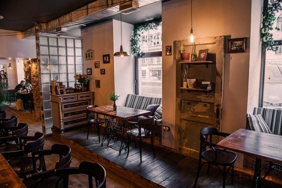Ресторан Все на своем месте - фотография 9