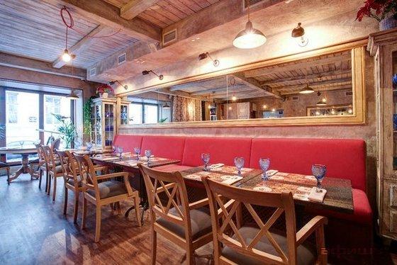 Ресторан Freeman's - фотография 8