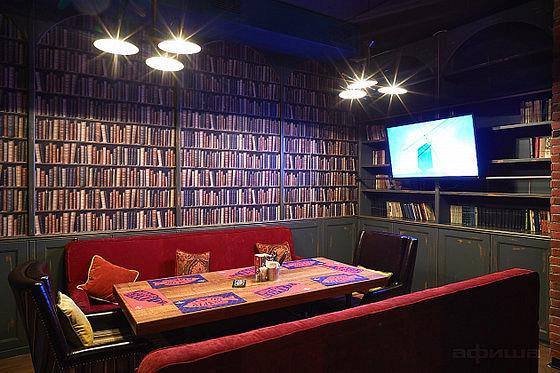Ресторан Залечь на дно в Брюгге - фотография 6