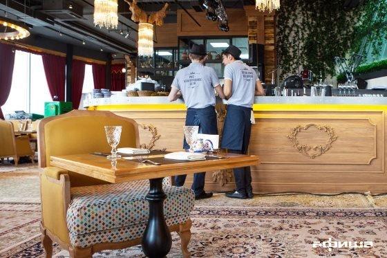 Ресторан Eshak - фотография 9