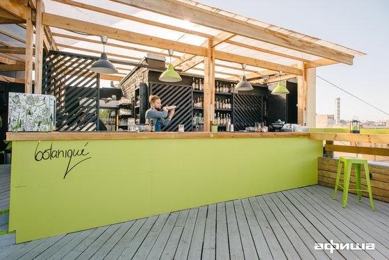 Ресторан Botanique Bar - фотография 7