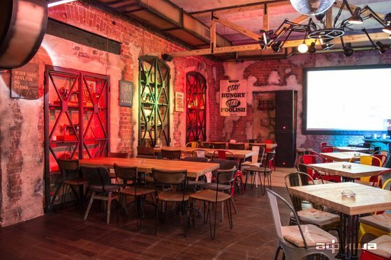 Ресторан Fabrika - фотография 9