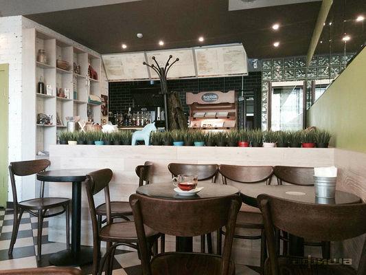 Ресторан Booblik - фотография 4