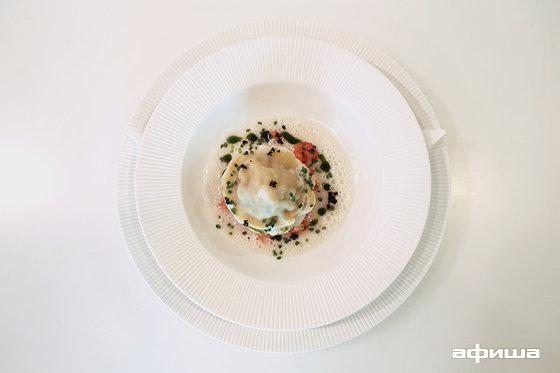 Ресторан Cinq sens - фотография 15