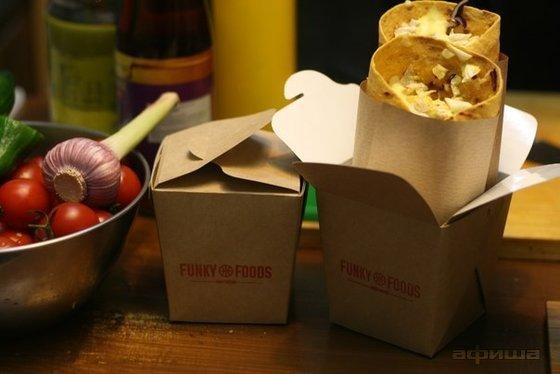 Ресторан Funky Foods - фотография 4