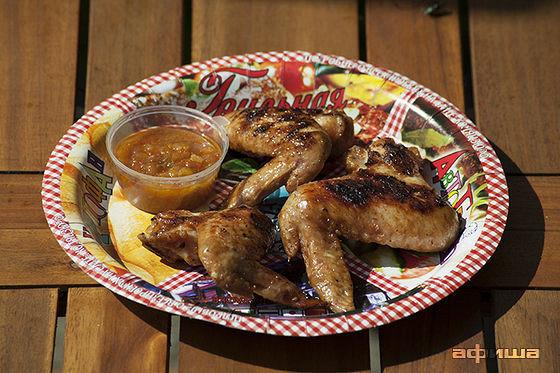 Ресторан Грильная Lounge - фотография 4