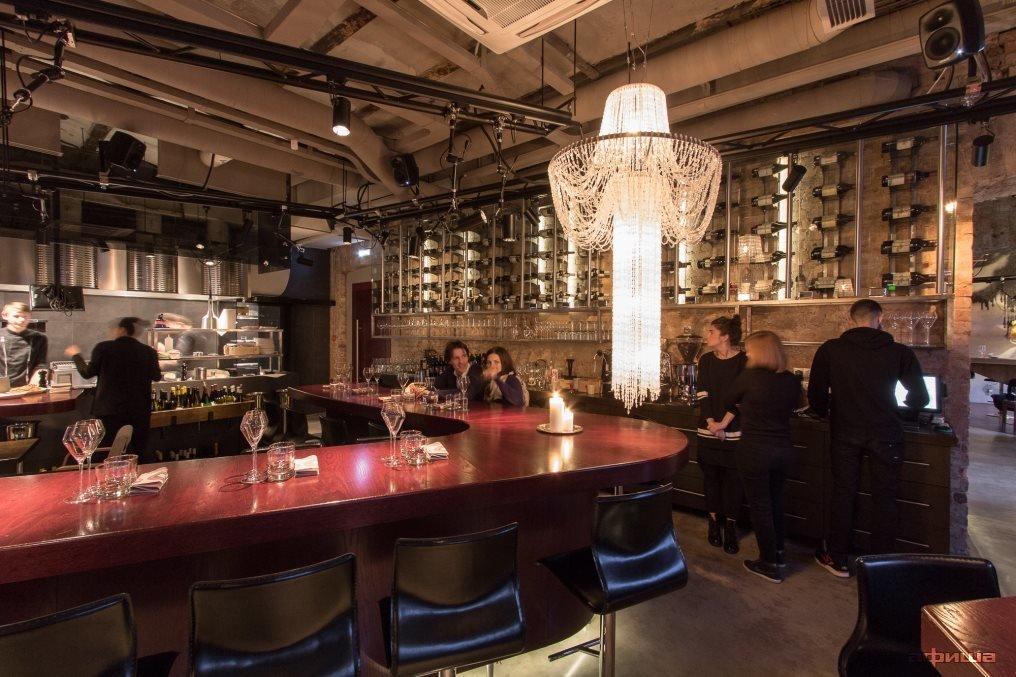 Ресторан Big Wine Freaks - фотография 10