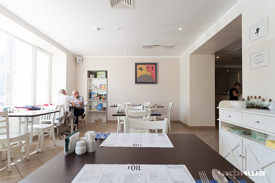 Ресторан Foil - фотография 11
