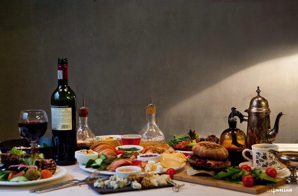 Ресторан Общество чистых тарелок - фотография 3