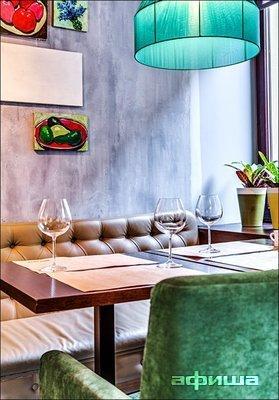 Ресторан Why Not Café - фотография 19
