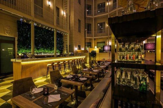 Ресторан Вино & вода - фотография 8